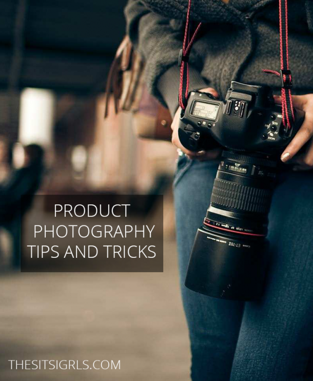 Product Photography Tips | Make your products pop in your photos! Great tips for bloggers and handmade business owners.