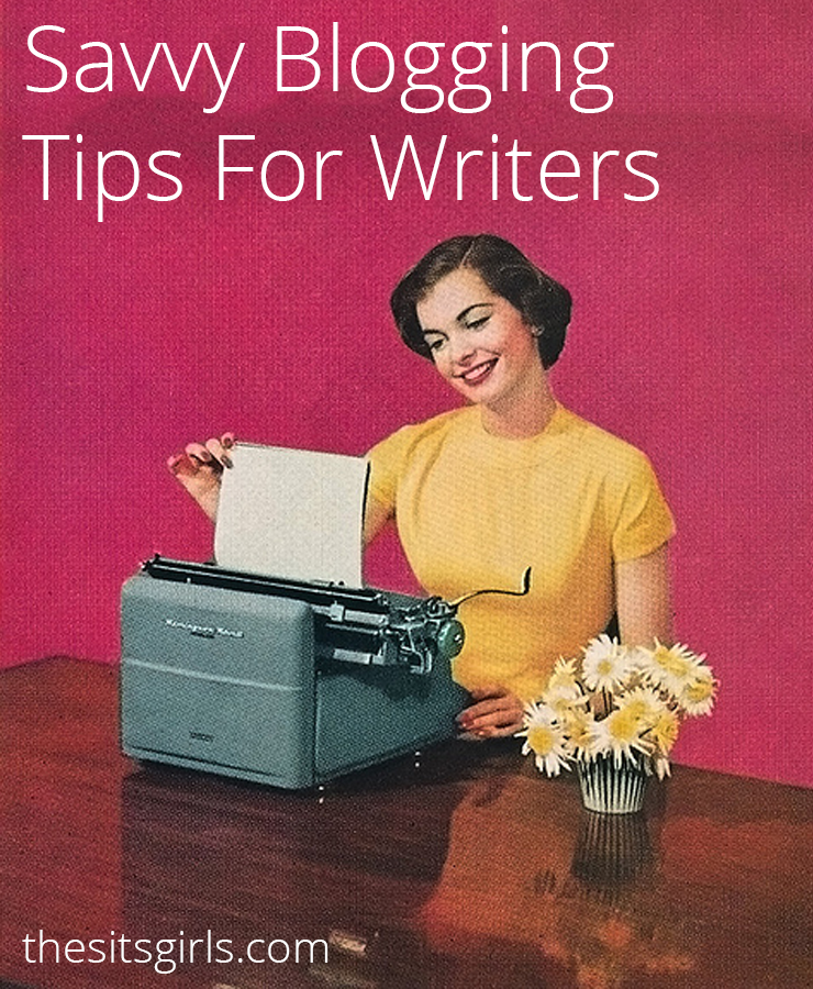 Blogging Tips | Writing Tips | 4 simple tips to help bloggers get ahead and write new content.