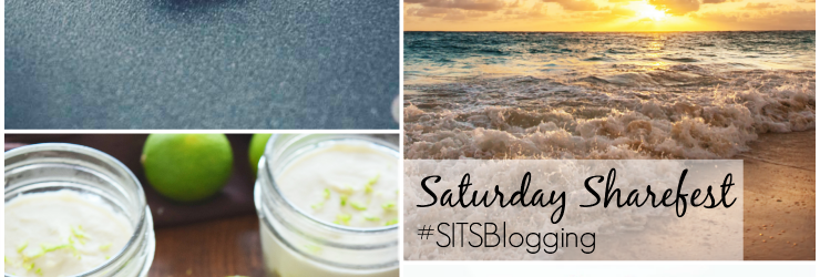 Blog posts that inspired us from the Saturday Linky at The SITS Girls.