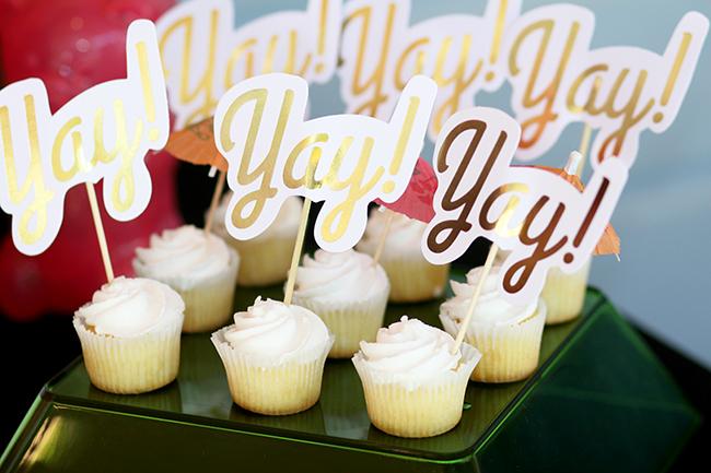 Mini Cupcakes Yay!