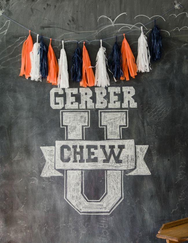 Gerber Chew U
