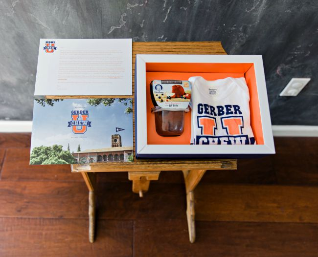 Gerber 3rd Foods® Lil' Bits® Recipes Gift Box