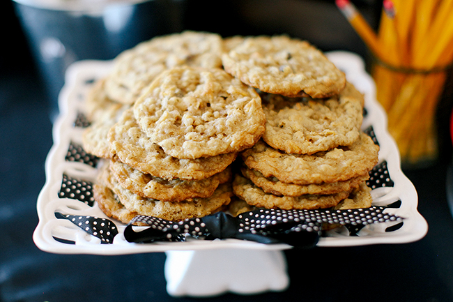 Texas Ranger Cookies are a sweet treat for the people you love.