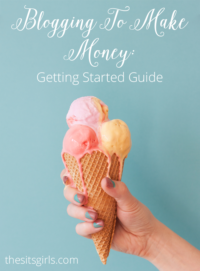 Blogging Tips | Get started making money blogging with these tips.