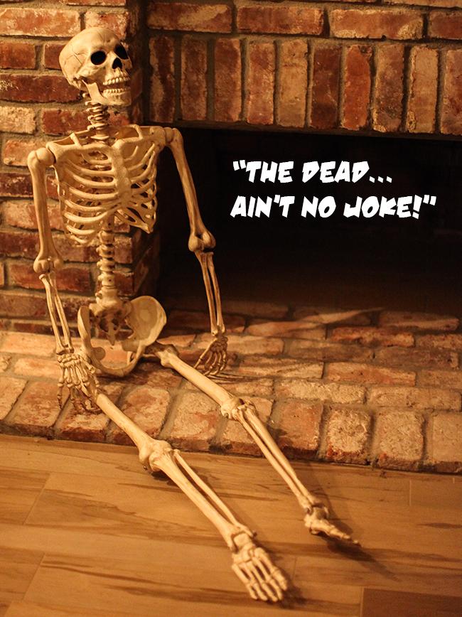 Fear The Walking Dead Party