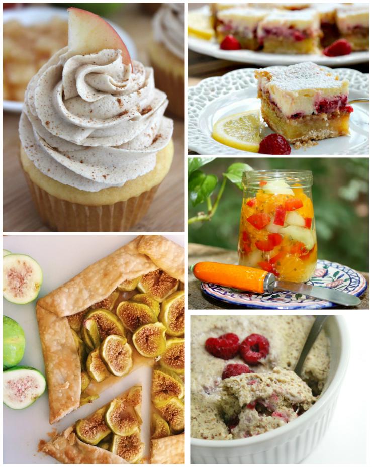 7 fruit-filled recipes for summer.