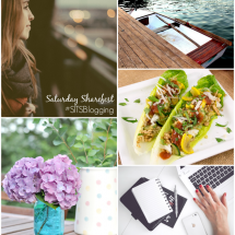 Share your best blog post of the week with The SITS Girls on the Saturday linky, and check out our favorites from last week.