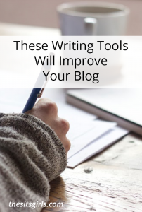 Writing Tips | How To Blog | Great writing tools you can use to improve your writing today.