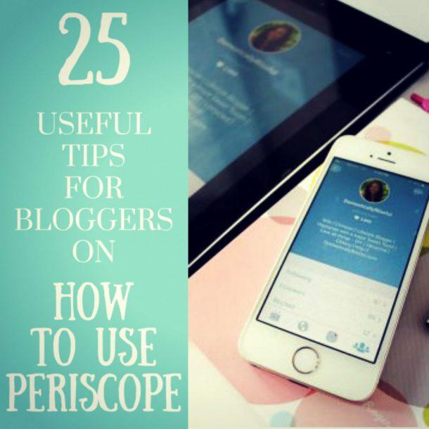 use periscope