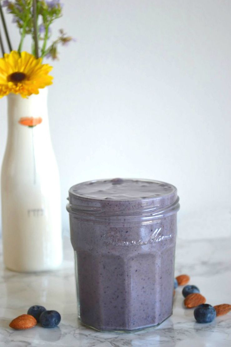 Brain Boosting Smoothie Recipe | A great way to start out your day!