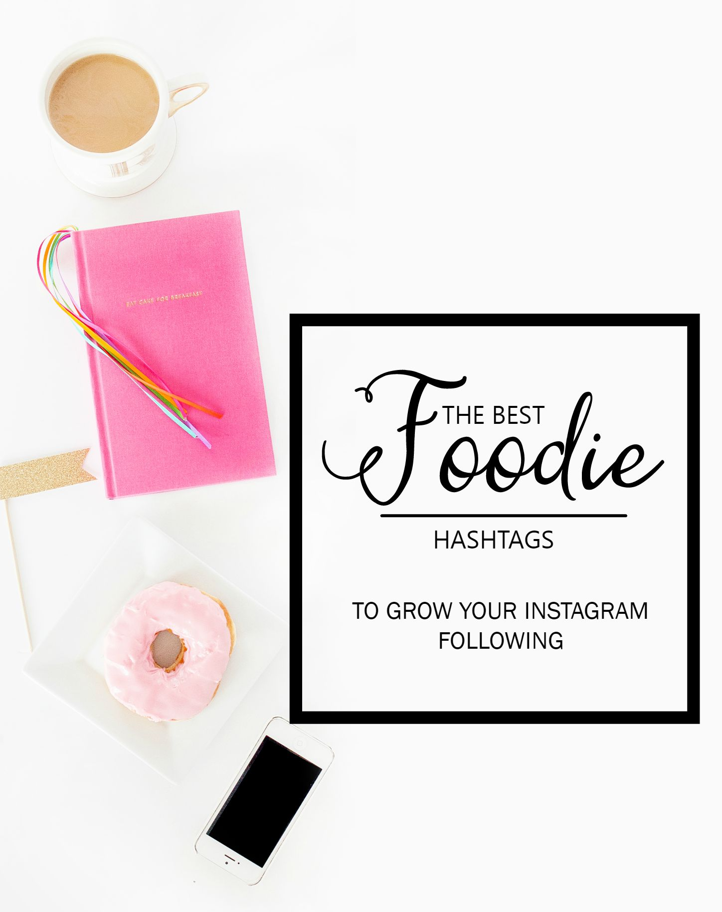 hashtags for food bloggers