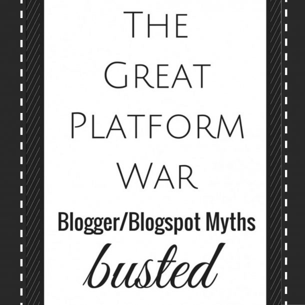 blogger myths busted