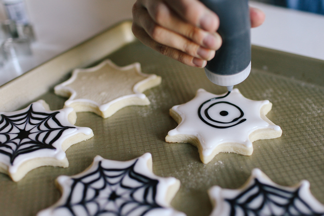 sugar cookies this heavenly icing is the perfect thing to use to decorate all your halloween cookies