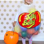 DIY Jelly Bean Costume