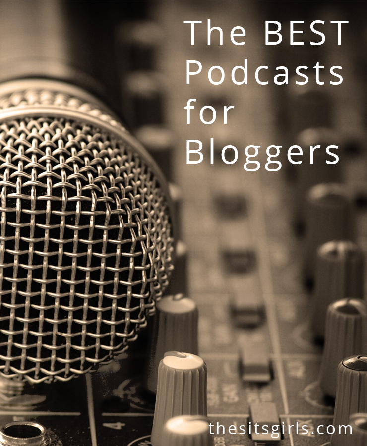 Podcasts are a great way to learn about blogging and grow your business. Check out this list of the 8 best podcasts for bloggers, and start listening today!