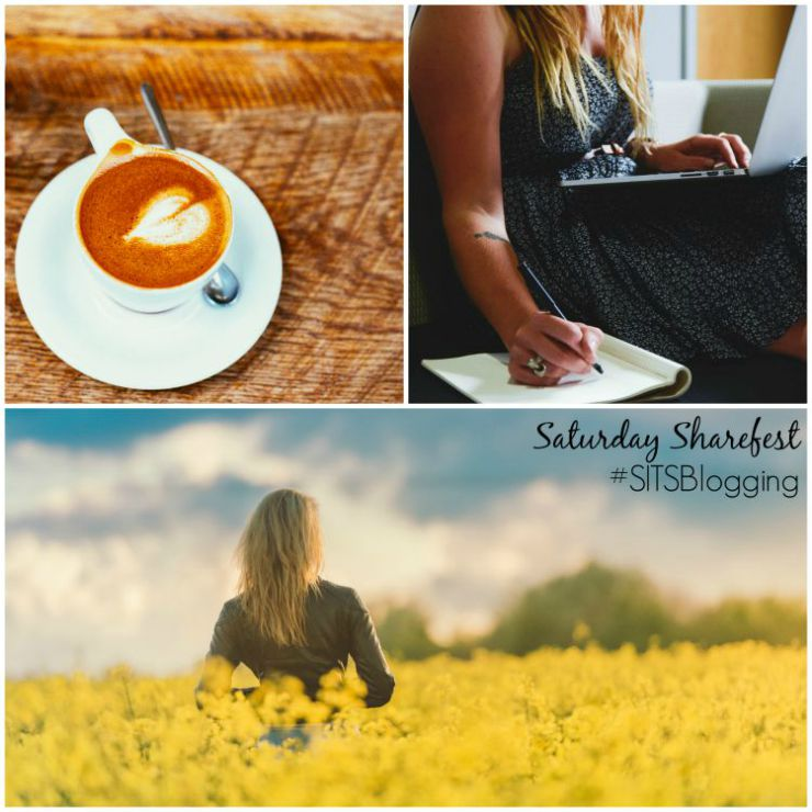Share your favorite blog posts with the community at The SITS Girls.
