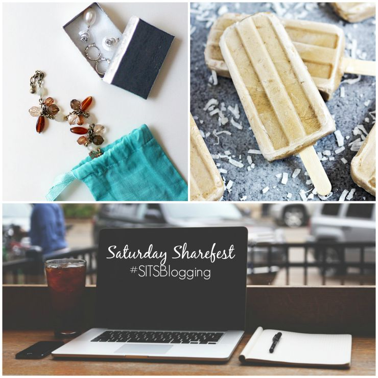 Our favorite blog pots from the weekly linky at The SITS Girls.
