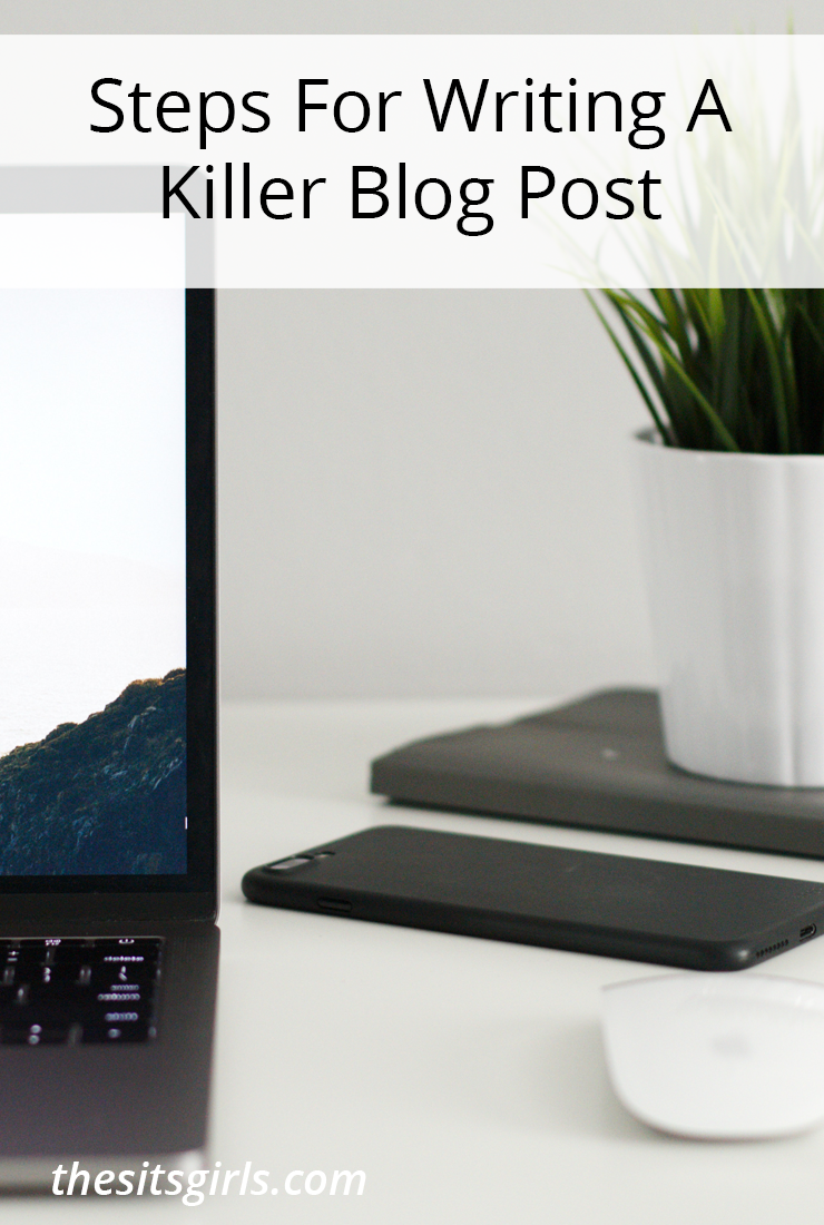 How To Write | Blogging Tips | Learn the 9 steps to writing a killer blog post. Great information for beginning bloggers, but also great refresh for advanced bloggers.