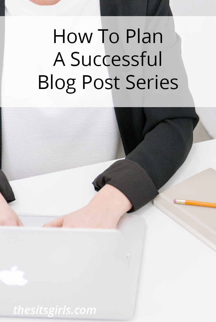 Bring readers in and keep them coming back for more by offering a post series on your blog. Click through for great tips to help you find a writing topic and plan ahead for success.