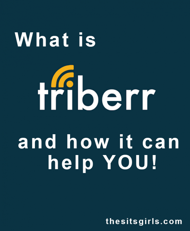 Social Media Tips | Learn how to use Triberr to easily share content on your social media channels, and get other people to share your blog posts as well.