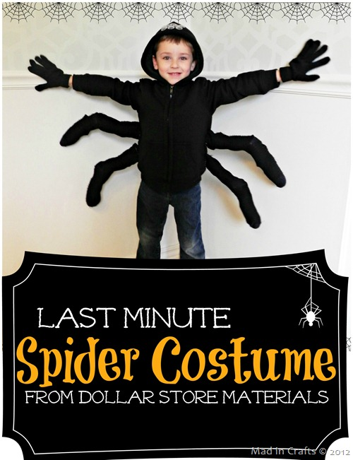 Save the Day with this last minute costume!