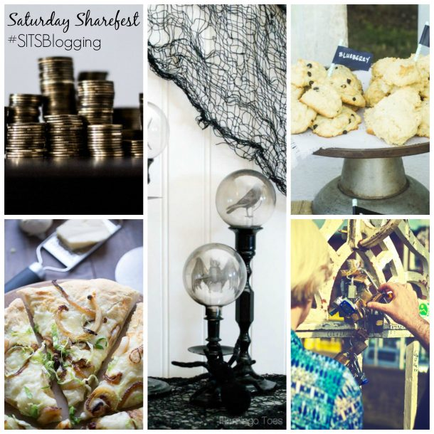 Saturday Sharefest is where you can link up your best posts!