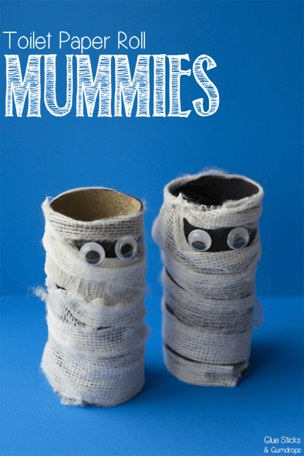 Such a cute idea to resuse old TP rolls!