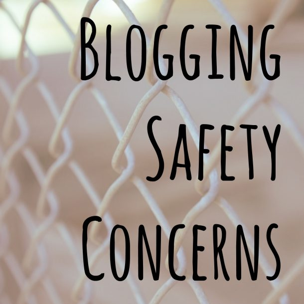 blogging safety
