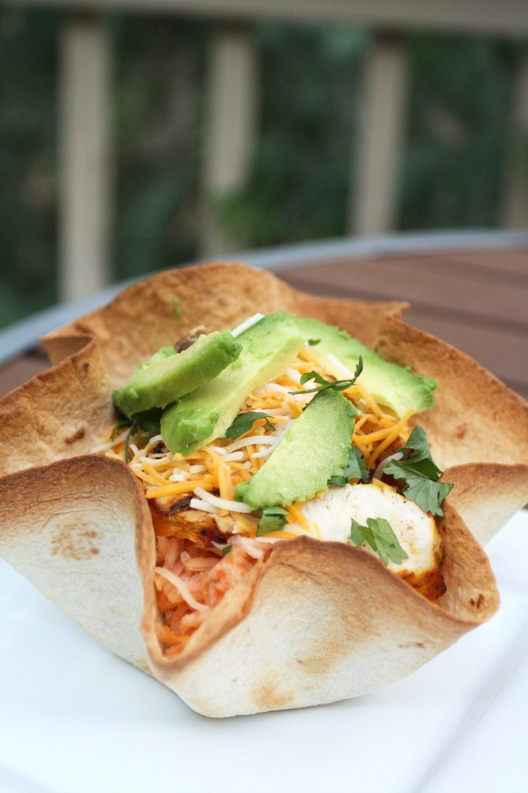This is the perfect Tex Mex dinner for everyone in the family!