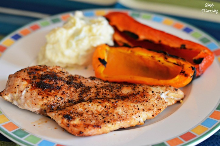 Delicious and Easy Grilled Chicken