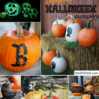 No Carve Pumpkin Decorating Ideas Perfect for Halloween