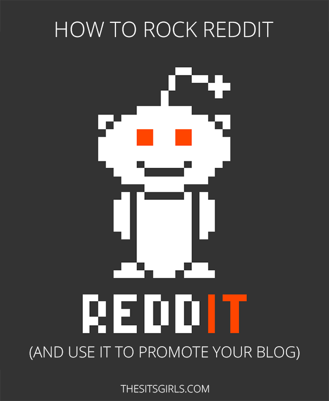 Learn how to use Reddit to promote your blog.