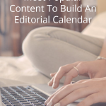 Create an blog plan that works for you! Learn how to find the most popular content on your blog, and use it to build an effective editorial calendar.