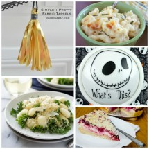 October 6th: DIY & Recipe Linky