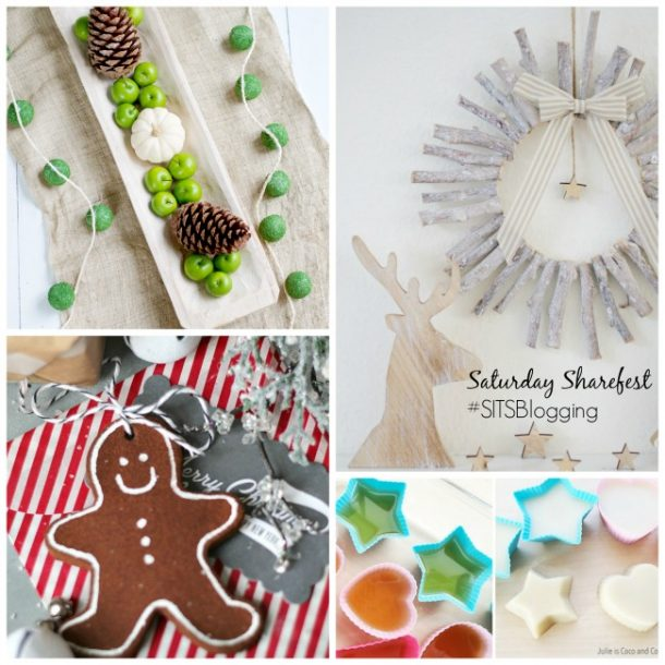 Link up your favorite craft or recipe!