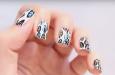 DIY Fancy Fall Nails