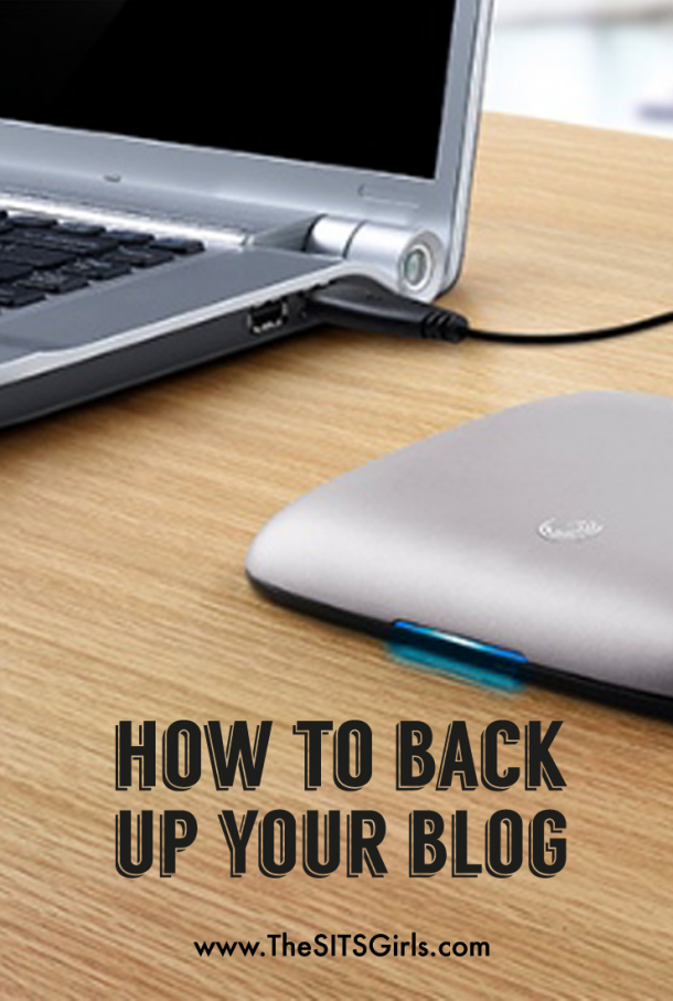 Blog Tips | Learn how to back up your blog so you will be protected if hackers try to take down your website.