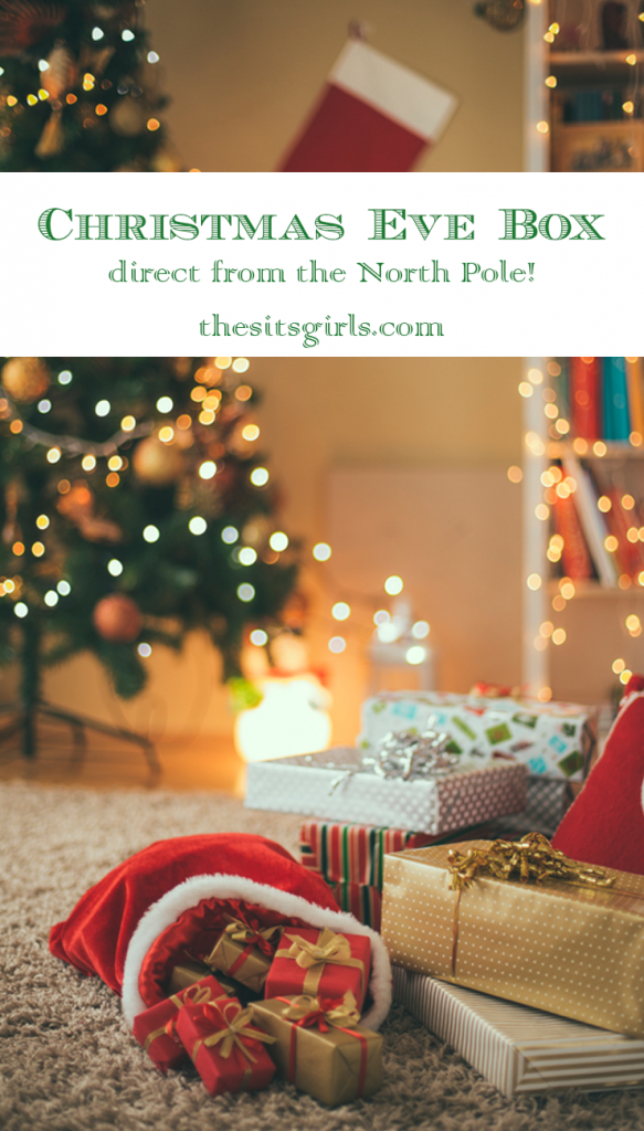 Before the Elf on the Shelf leaves for the year, he delivers a Christmas Eve Box. Click to see what our elf will be leaving this year and get some ideas for your own Christmas Eve Box.