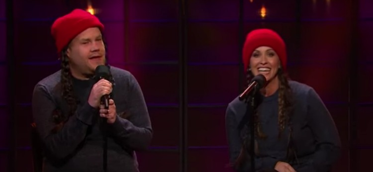 "Alanis Morissette Hilariously Updates Her Original Song ""Ironic"" (VIDEO)"
