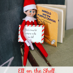 The Elf On The Shelf Survival Guide & Printables