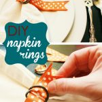 DIY: Thanksgiving Napkin Rings