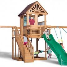 Oceanview Swing Set
