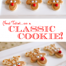 New Twist On A Classic Christmas Cookie