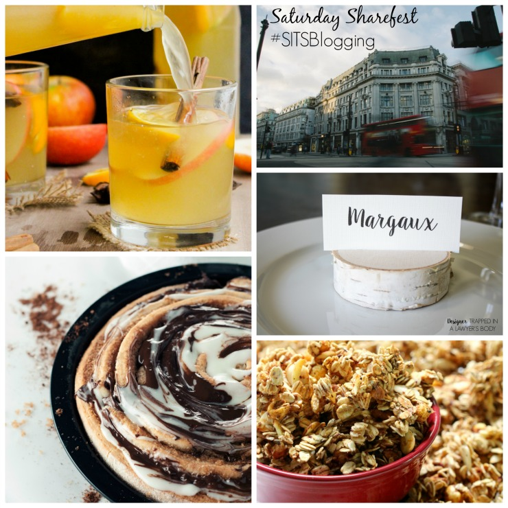 Link up your favorite post with our Saturday Sharefest!