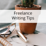 How I Landed a Newspaper Gig + Freelance Writing Tips