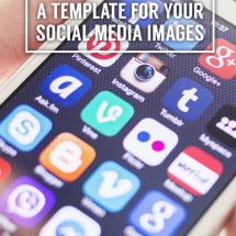 How To Create A Template For Your Social Media Images
