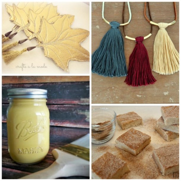 Share your favorite craft or recipe!