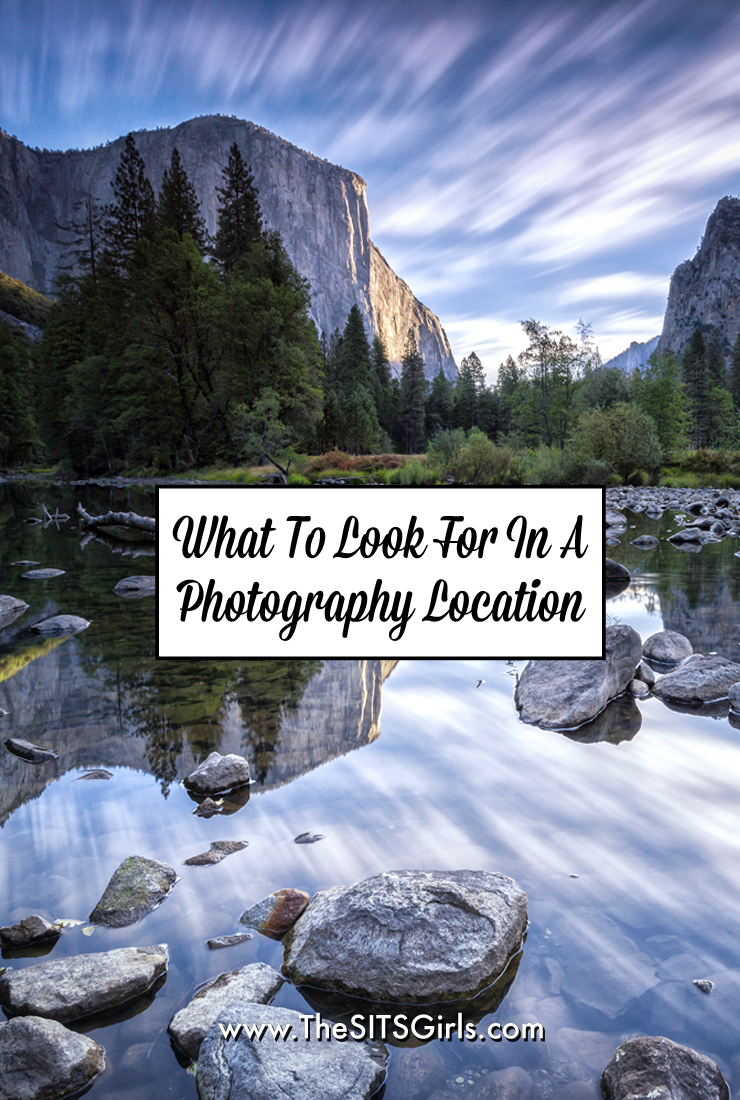 What too look for in photography?