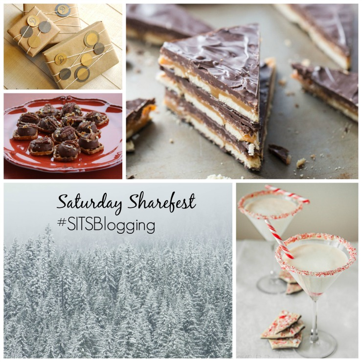 Some awesome recipes and tales for the Christmas spirit! link up now!
