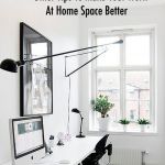 Let The Sunshine In To Make Your Home Office Space Better